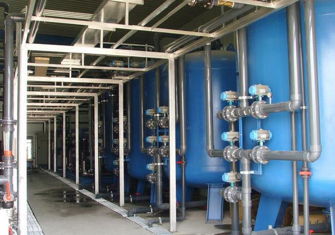锅炉水解决方案